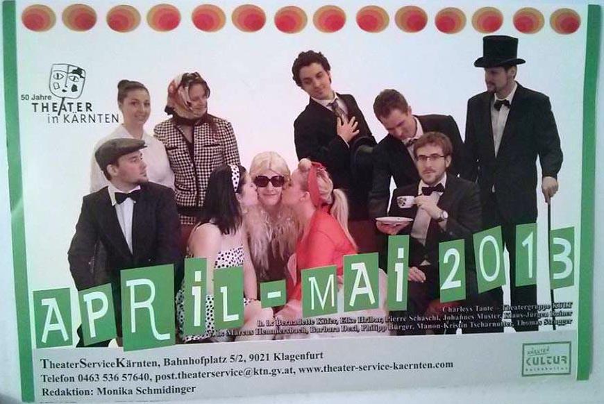 titelseite theaterkalender 2013